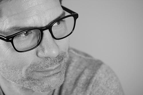 Joël Larocque, designer graphique